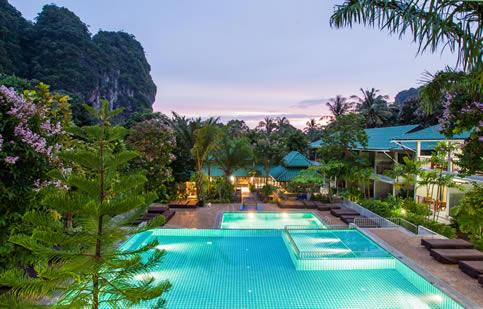Tonsai Beach Thailand Dream Valley Resort